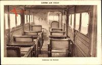 Lignes Air Union, Intérieur de Goliath, Flugzeuginneres