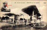 Double monoplan, Breguet sur son appareil, Biplan