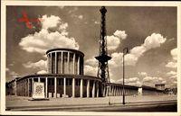 Berlin Charlottenburg, Ausstellungshallen mit Funkturm