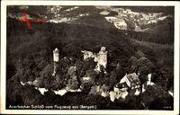 Auerbach Bensheim an der Bergstraße, Auerbacher Schloss, Fliegeraufnahme