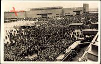 Amsterdam Nordholland, Stadion, Interland Voetbalwedstrijd, Fußballspiel