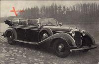 Voiture de parade allemande, Super Blindage camouflé, Mercedes, IA 103708