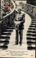 König Peter I. Karadjordjevic von Jugoslawien, Serbien