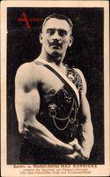 Salon und Modell Athlet Max Bornicke, Siegfried von Elsaß Lothringen