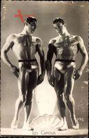 Les Canova, Bodybuilder, Körperkultur, Gewichtheber