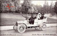 Double Phaéton de Dion Bouton, Französisches Automobil, Oldtimer