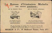 Le Bureau dItinéraires Michelin, Paris 17e, Boulevard Péreire 97