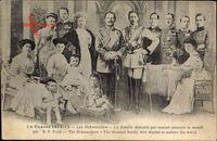 Deutsches Kaiserhaus unter Kaiser Wilhelm II., Hohenzollern
