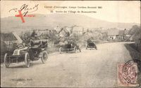 Circuit dAuvergne, Coupe Gordon Bennett 1905, Massagettes
