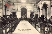 Paris, Hôtel des Monnaies, Salle de monnayage, Münzpressen, Geldherstellung