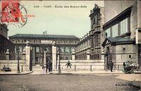 Paris, École des Beaux Arts, Schule der schönen Künste