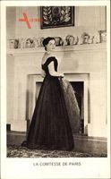 La Comtesse de Paris, Isabelle d'Orléans Bragance