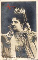 Königin Mutter von Italien, Maria Christina von Österreich