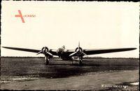 Avion Amiot 340, Bimoteur Gnome Rhône 14 No, Französisches Kampfflugzeug