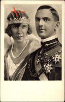 Umberto II., König Humbert II. von Italien, Marie José von Belgien