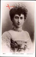 Maud von Großbritannien und Irland, Königin von Norwegen