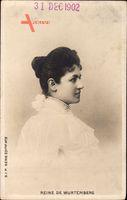 Charlotte zu Schaumburg Lippe, Königin von Württemberg, Ehefrau Wilhelm II.