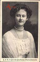 Grande Duchesse Marie Adelaide de Luxembourg, Großherzogin