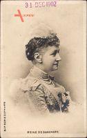 Louise von Hessen Kassel, Königin von Dänemark, 1817 bis 1898