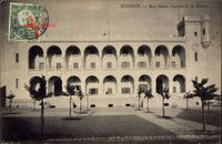 Bizerte Tunesien, Baie Ponty, Caserne de la Marine, Kaserne, Arkaden