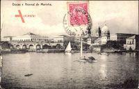 Rio de Janeiro Brasilien, Docas e Arsenal de Marinha, Blick auf den Ort