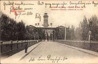 Rostoff am Don Russland, Hopital de la Ville, Blick auf das Krankenhaus