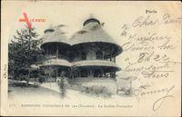 Paris, Weltausstellung 1900, La Guinée Francaise, Exposition Universelle