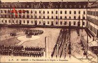 Brest Finistère, Vue Générale du 2e Dépôt, Inspection