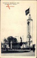 Bruxelles Brüssel, Expo, Weltausstellung 1935, Pavillon du Byrrh
