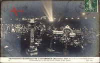 Exposition Décennale de lAutomobile, Nov 1907, Illumination
