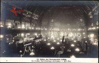 Salon de lAutomobile 1908, Grande Nef, Illumination, Autoausstellung,Lichter