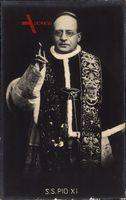 Papst Pius XI., Achille Ambrogio Damiano Ratti, Portrait