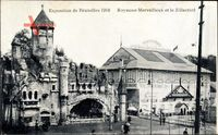 Brüssel, Expo Weltausstellung 1910, Royaume Merveilleux et le Zillerthal