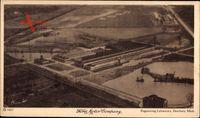 Dearborn Michigan USA, Ford Motor Company, Autofabrik, Fliegeraufnahme