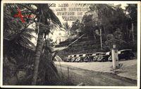 Le Lido, Club Nautique, Station de Voitures, Parkplatz