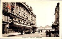 Orléans Loiret, Rue de la Republique, Autos, Straßenpartie