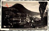 Königstein an der Elbe Sächsische Schweiz, Stadt, Festung, Walter Hahn 190