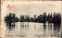 Ouman Ukraine, Jardin Sophiefka, Gewässer, Gartenanlage
