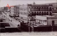 Oran Algerien, Les Nouvelles Casernes, Blick auf die Neuen Kasernen