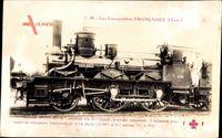 Französische Eisenbahn, Locomotive, No. 120 923, Cie de lOuest