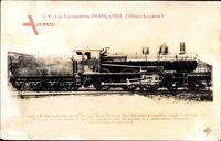 Französische Eisenbahn, Locomotive Compund, type derive du type No. 2641