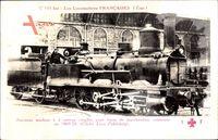 Französische Eisenbahn, Locomotive, No. 973, C 115 bis, Etat