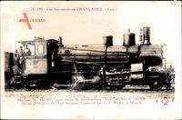 Französische Eisenbahn, No. 140 907, locomotive, Dampflok