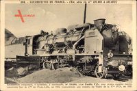 Französische Eisenbahn, Chemin de fer, Locomotive, Est, 231051