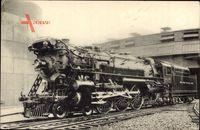US Amerikanische Eisenbahn, New York Central, Dampflok