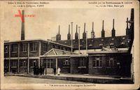 Paris, Vue exterieure de la Boulangerie Industrielle