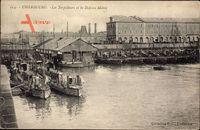 Cherbourg Octeville Manche, Les Torpilleurs et la Défense Mobile