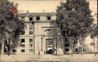 Versailles Yvelines, Caserne dartillerie, Blick auf die Kaserne