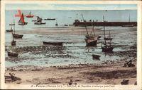 Fouras Charente Maritime, Port Sud, ou Napoleon s'embarqua pour l'exil