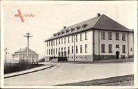 Zweibrücken in Rheinland Pfalz, Blick auf Kasernen